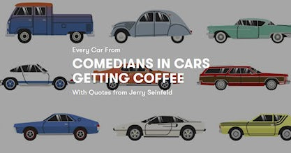 Jerry Seinfeld Comedians In Cars Getting Coffee Fred Armisen
