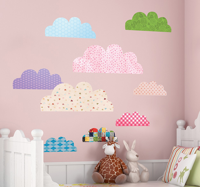 idee arredo originali nursery