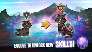 Games Castle Cats Mod Apk v1.2.9.4 (Unlimited Gold)