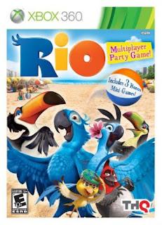 Rio (X-BOX360) 2012