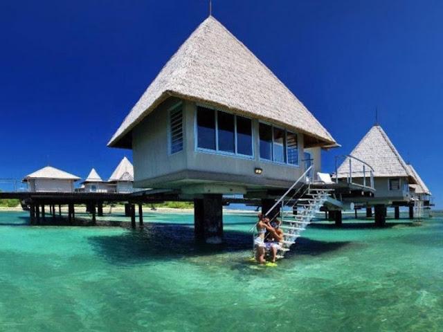 L'Escapade Island Resort Noumea, Kaledonia Baru