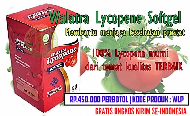 Khasiat Walatra Lycopene