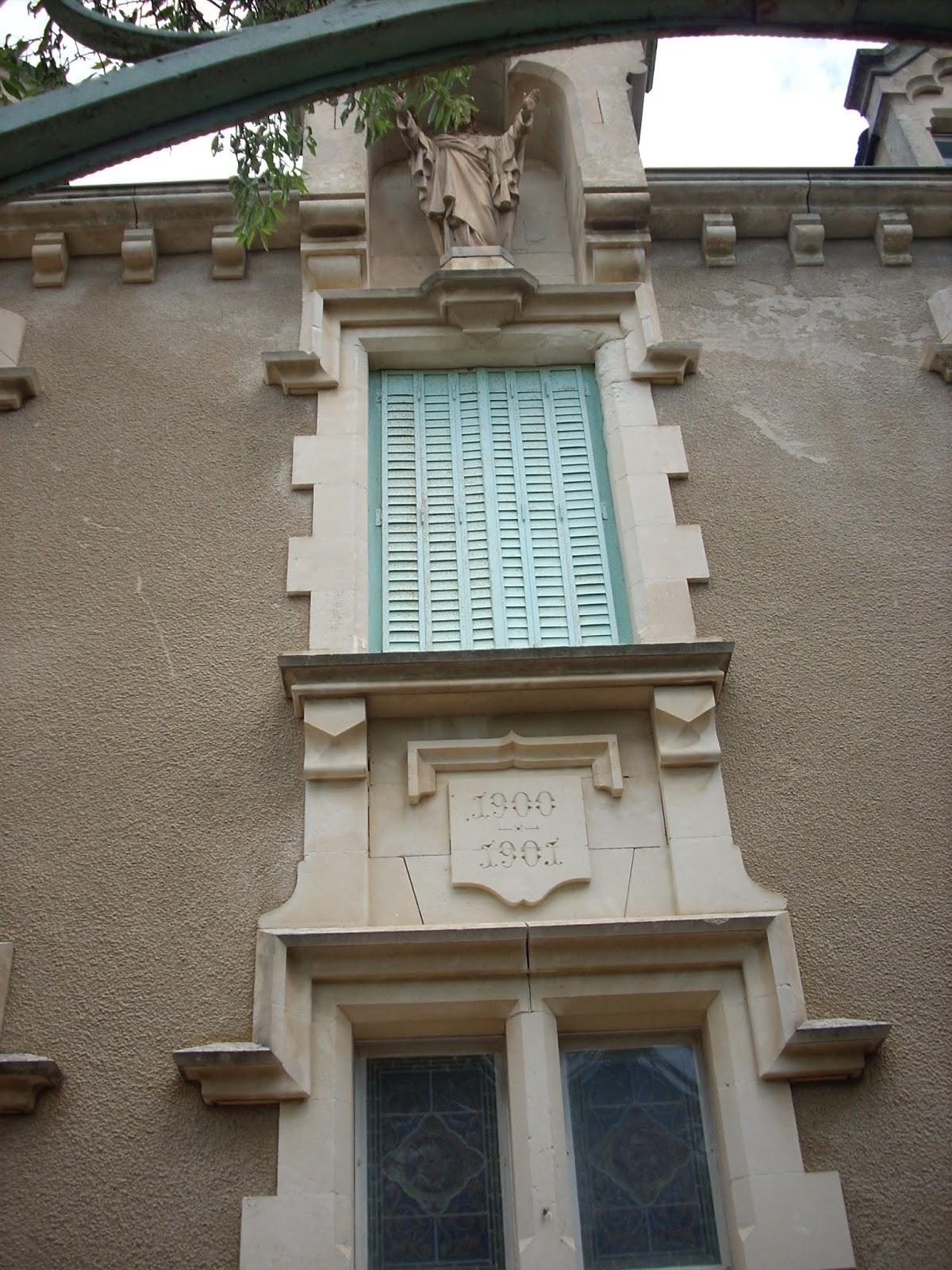 Fachada de la Villa Betania