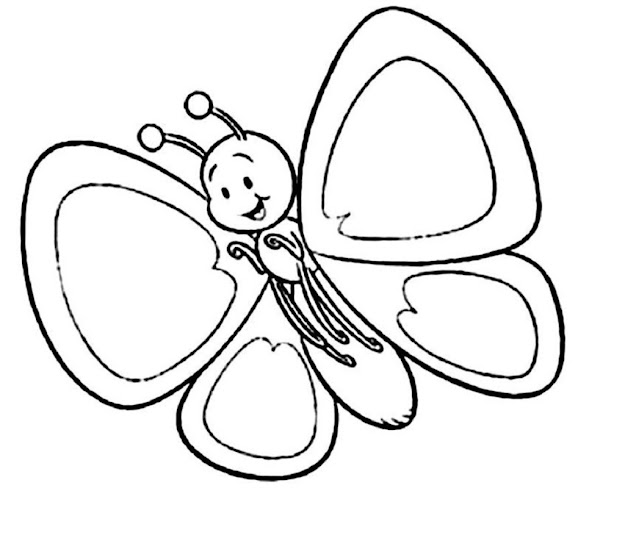 Ulysses Butterfly Coloring Page Animals Town Animals Color Print Spring  Coloring Pictures For Kindergarten