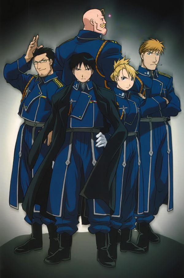 Fma Military Uniform 16