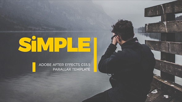 Simple Parallax Photo Gallery _ v.3