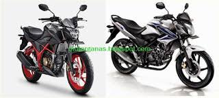 Body old cb15r vs all new cb150r