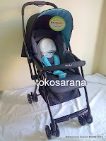 Kereta Bayi CocoLatte JS829 New Life Super Light Weight 3.5 kg