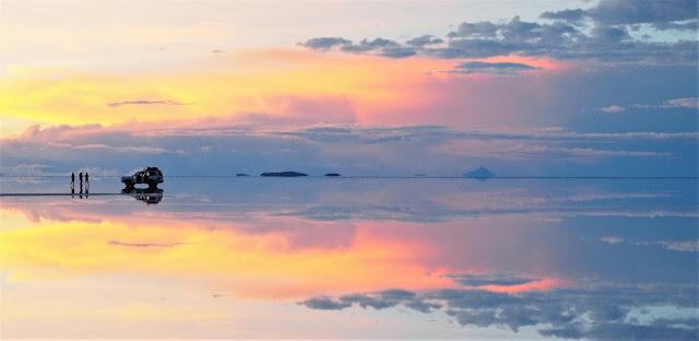 Saltflat Bolivia