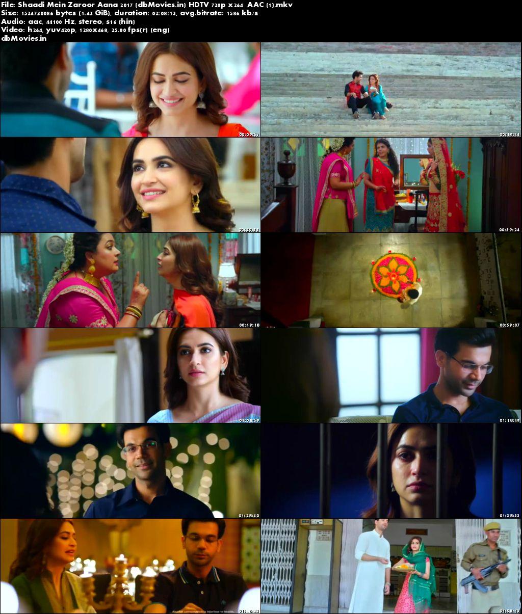 screen shot Shaadi Mein Zaroor Aana 2017 Full Movie Download Hindi 720p