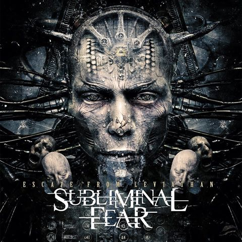 Detail from Subliminal Fear New Album, Escape from Leviathan, Detail from Subliminal Fear New Album Escape from Leviathan