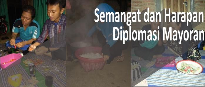 Diplomasi Mayoran