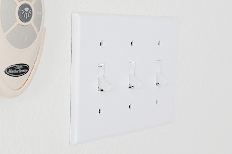 Upgrade your builder grade switches and outlets to something more functional and stylish with this tutorial.
