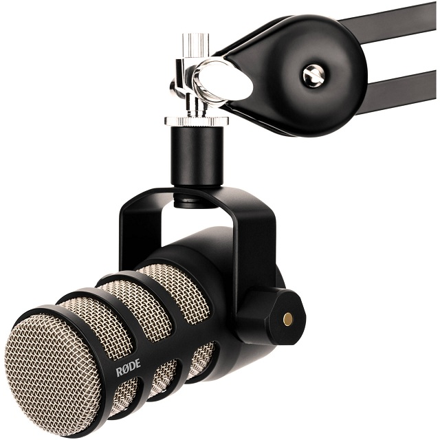 Rode PodMic: A Microphone for Podcasting