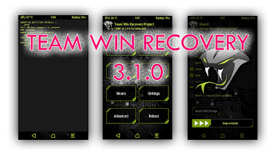[MT6735] [64Bit][RECOVERY][TWRP3.1.0-0] Teamwin Recovery 3.1.0-0 for MEIZU M2 Mini