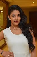 Daksha Nagarkar Cute Beauty in Sleeveless White Dress at Khwaaish Exhibition Launch 2017 ~  Exclusive 032.JPG