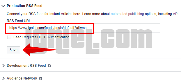 Cara Daftar Facebook Instant Article Blogger
