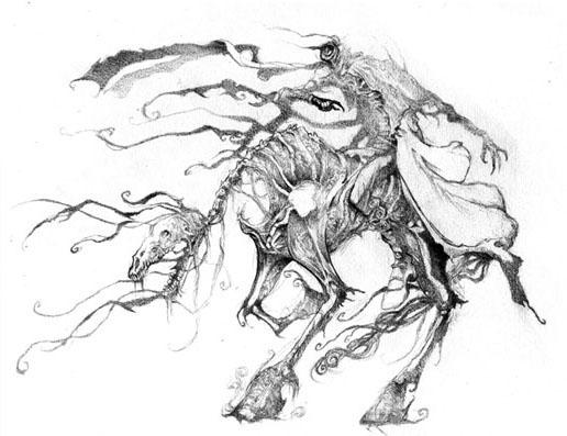 ClassicBecky's Brain Food: Legends of The Headless Horseman
