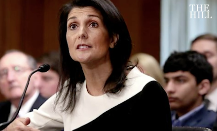 Nikki Haley says she won't defend Trump's 'communication style'