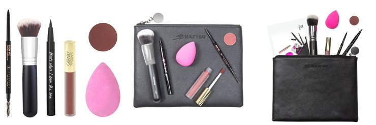 Beauty Bay Holiday Makeup Bag Heroes In The Dark