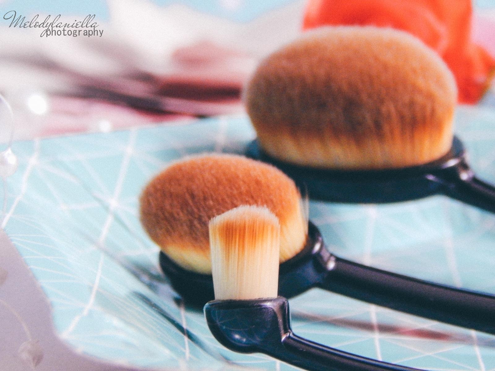 4 clavier gąbka do makijażu blending sponge szczoteczka do aplikacji cieni bazy korektora rozświetlacza bronzera silikonowa gąbeczka do makijażu czym się malować akcesoria kosmetyczne pędzle do makijażu gąbki
