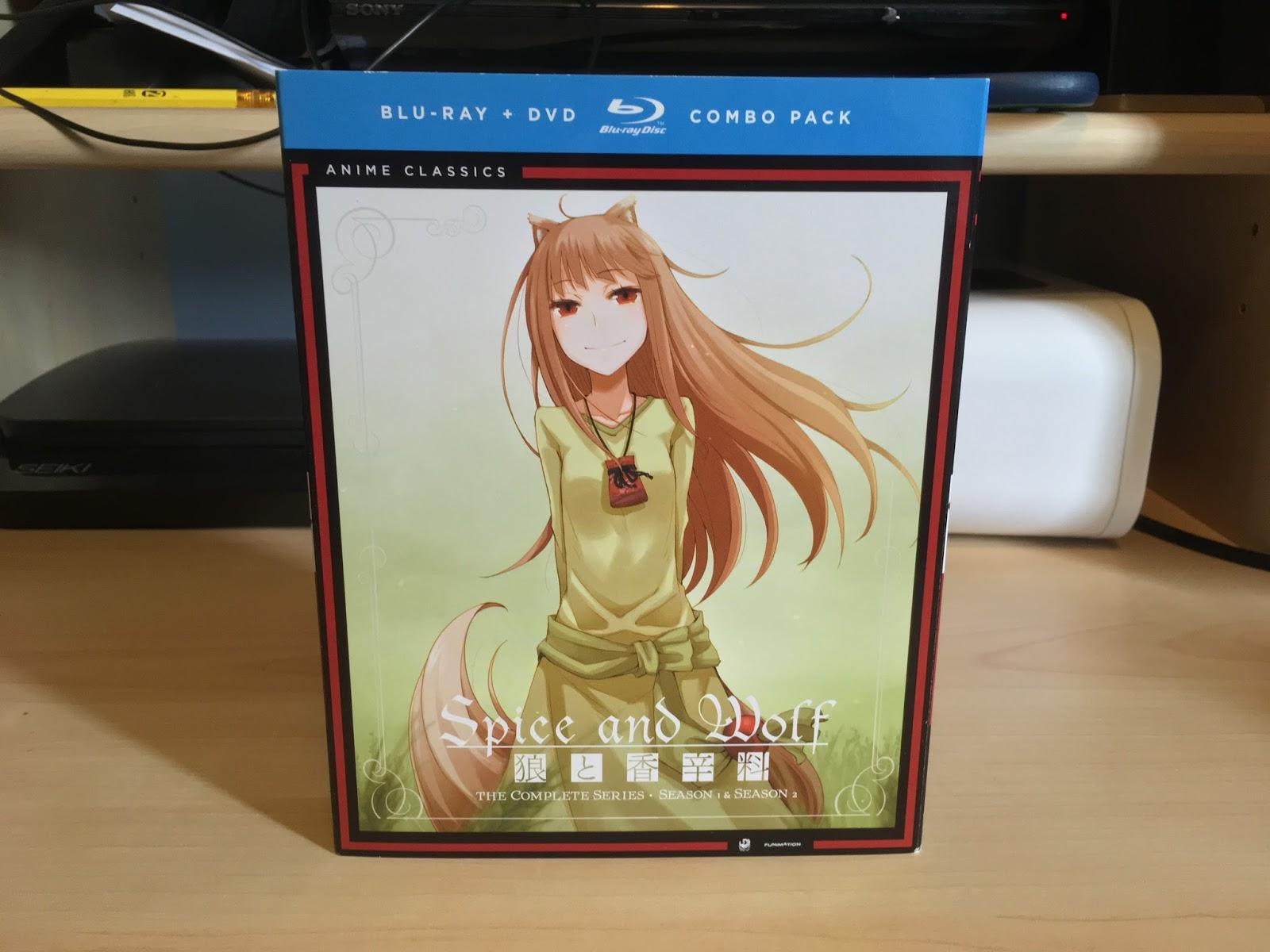 Animal instincts dvd zavvi com - Spice Wolf Ookami To Koushinryou Is A 2008 2009 Anime Adaptation Of The Novel Of The Same Name By Isuna Hasekura The Anime Adaptation Was Handled By