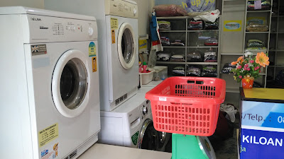 Batam laundry kiloan