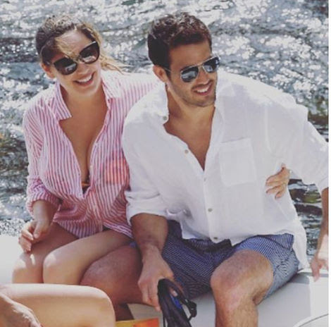 Kelly Brook will be Engaged with Jeremy Parisi in Bodrum
