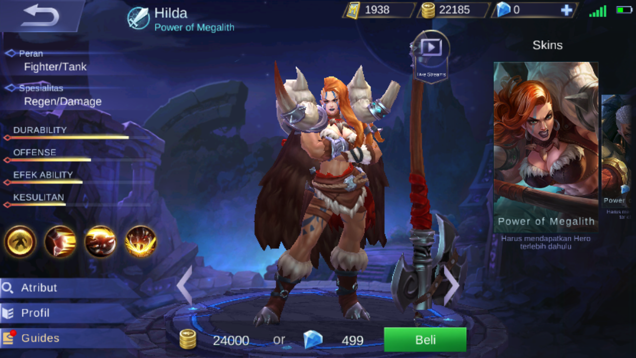 Hero Mobile Legends Yang Paling Sulit Ditangkap Ti2ps