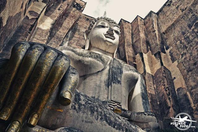 Tailandia - Sukhothai - Wat Sri Chum