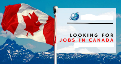 Looking for a job in Canada?
