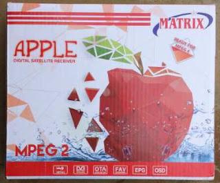 SW Untuk Matrix Apple Mpeg2 Merah