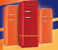 Logo Con Crodino Twist e Aperol Spritz vinci 3 frigoriferi Smeg anni ''50