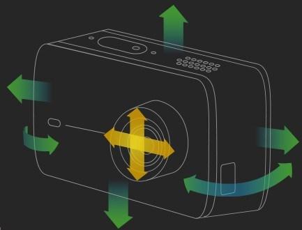 Xiaomi Yi Cam 4K Action Camera 2 Malaysia
