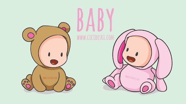 bayi 3 bulan, kecerdasan emosional bayi dan anak
