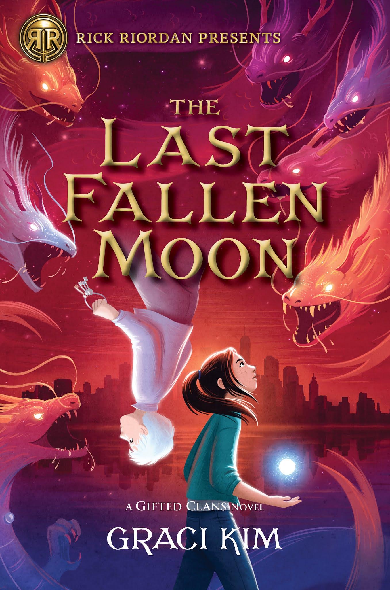 The Last Fallen Moon by Graci Kim