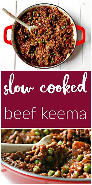 One Pot Beef Keema (slow cooker)