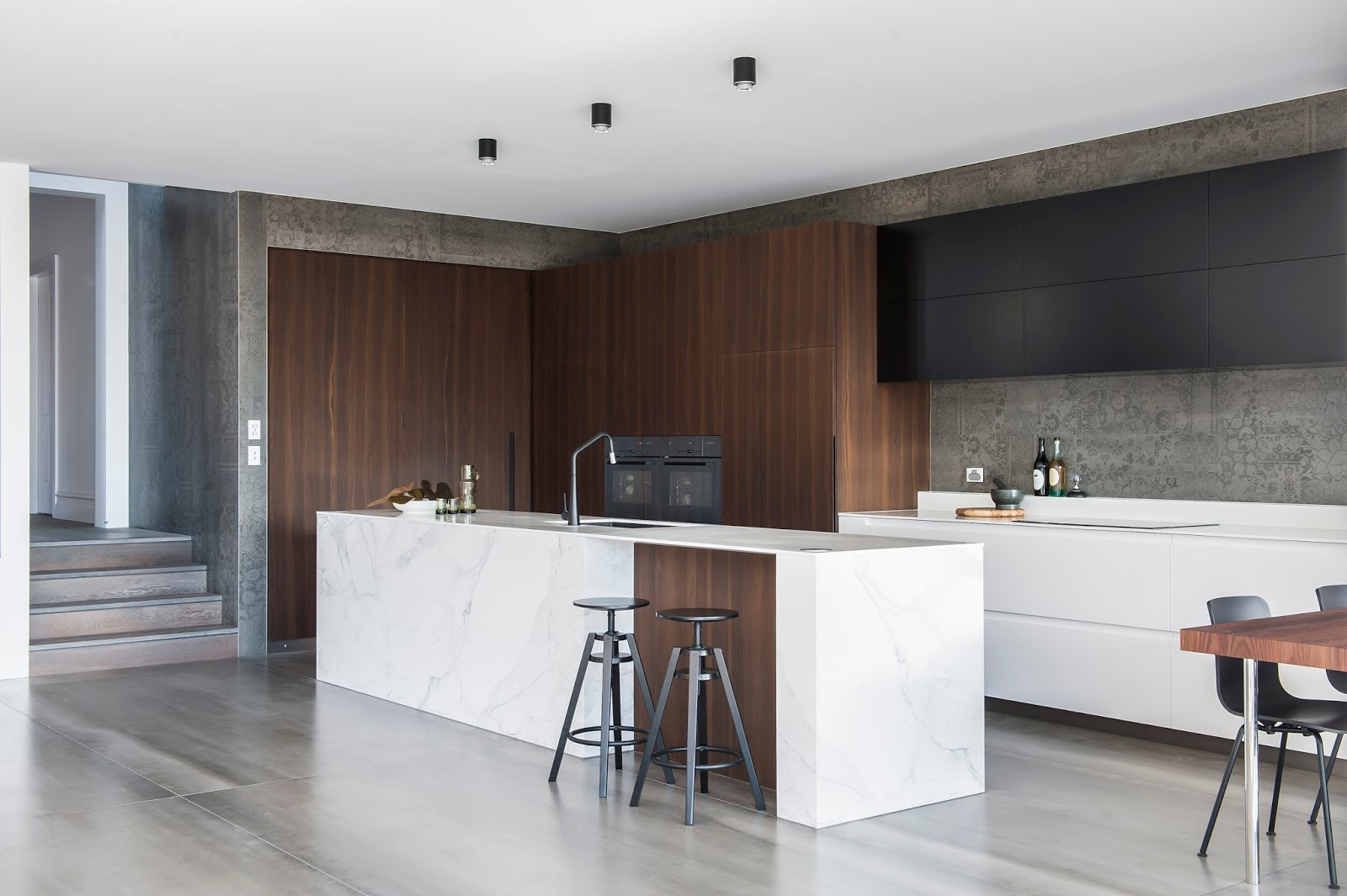 Deavita Küchenfronten Minosa Amazing Kitchen Design Leaves Us With House Envy