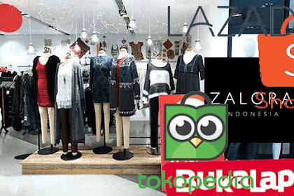 5 Aplikasi Untuk Beli Baju Lebaran Harga Murah