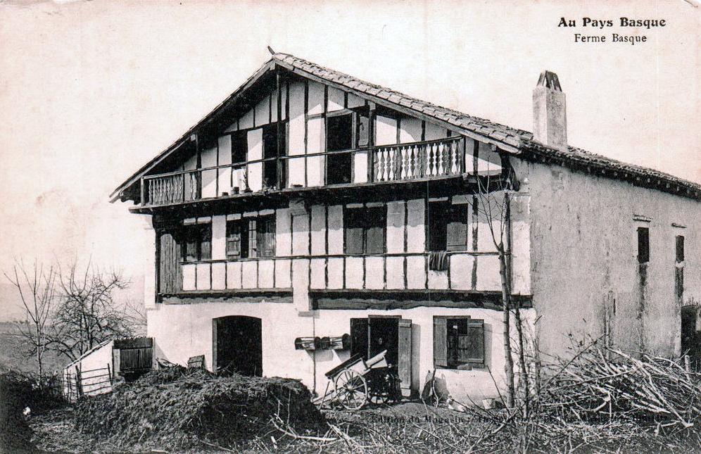 Nom de maison basque 20171024213420 - Maison close pays basque ...
