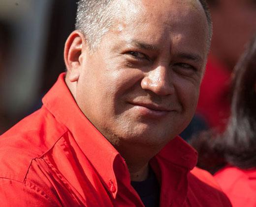 Lo que pasaría si Diosdado fuese presidente, según Aporrea