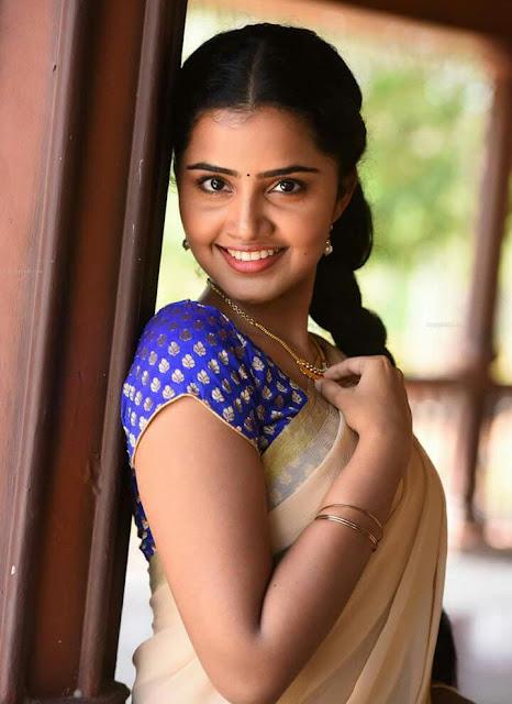 Anupama Parameswaran Latest Photos