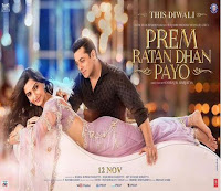 Salman, Sonam Prem Ratan Dhan Payo seventh highest-grossing Bollywood film of all time, Box Office Business 310 Crore MT wiki