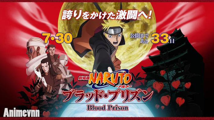 Ảnh trong phim Naruto Shippuuden Movie 5: Huyết Ngục 1
