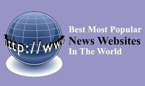 Top 15 Most Popular News Websites 2019