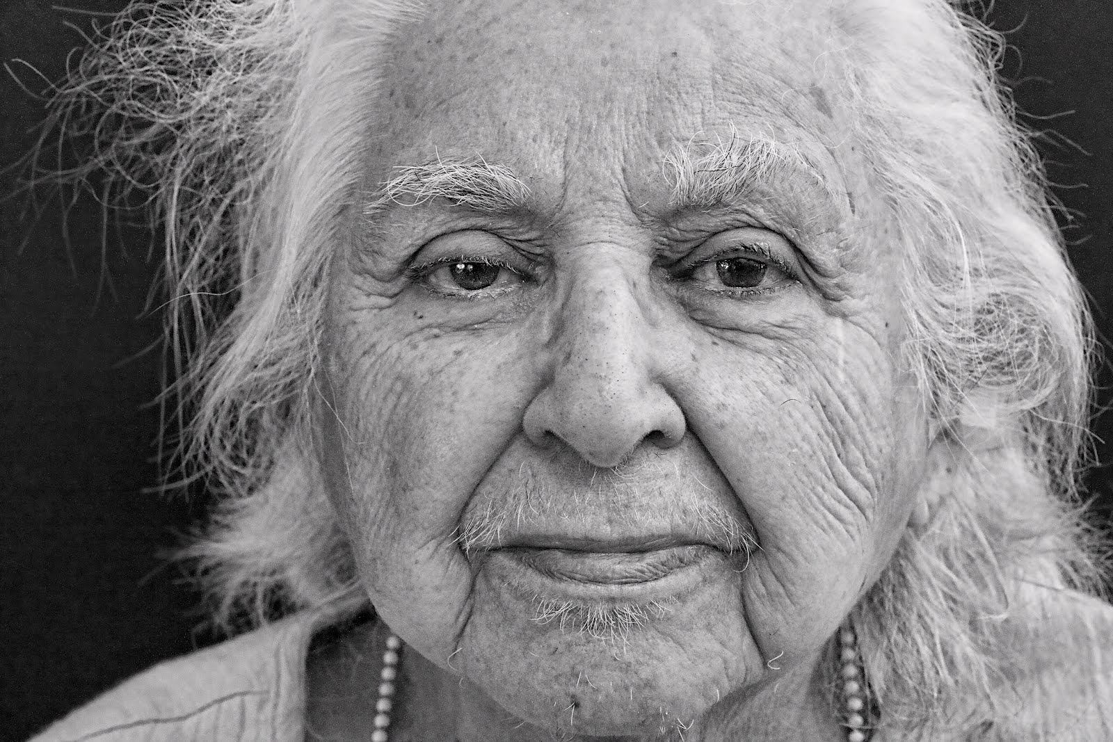 Dianas photography journey old women black and white