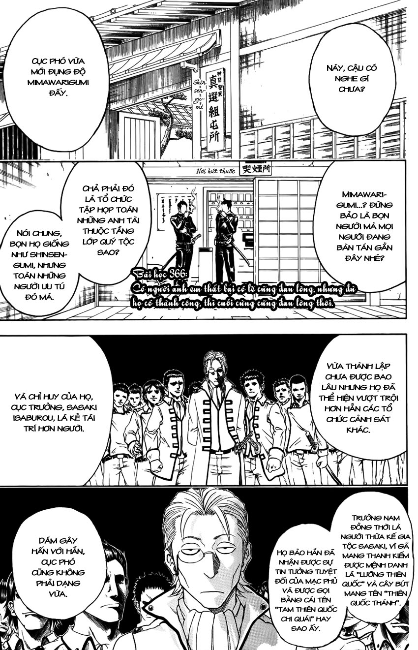Gintama Chap 366 page 2 - Truyentranhaz.net