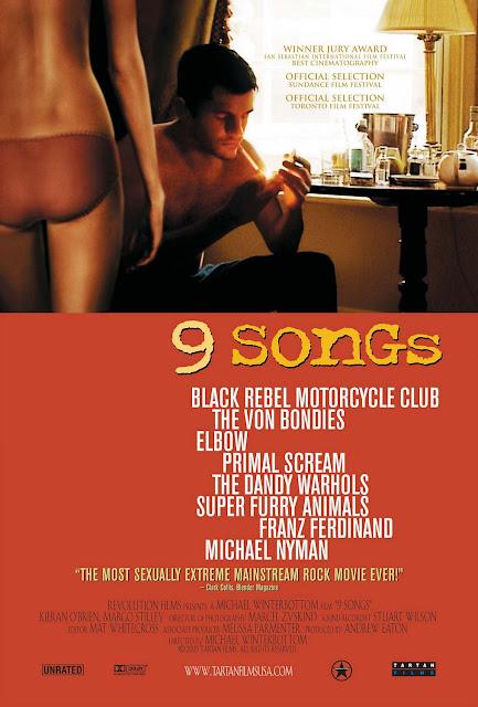 9 Songs 2004 Erotic