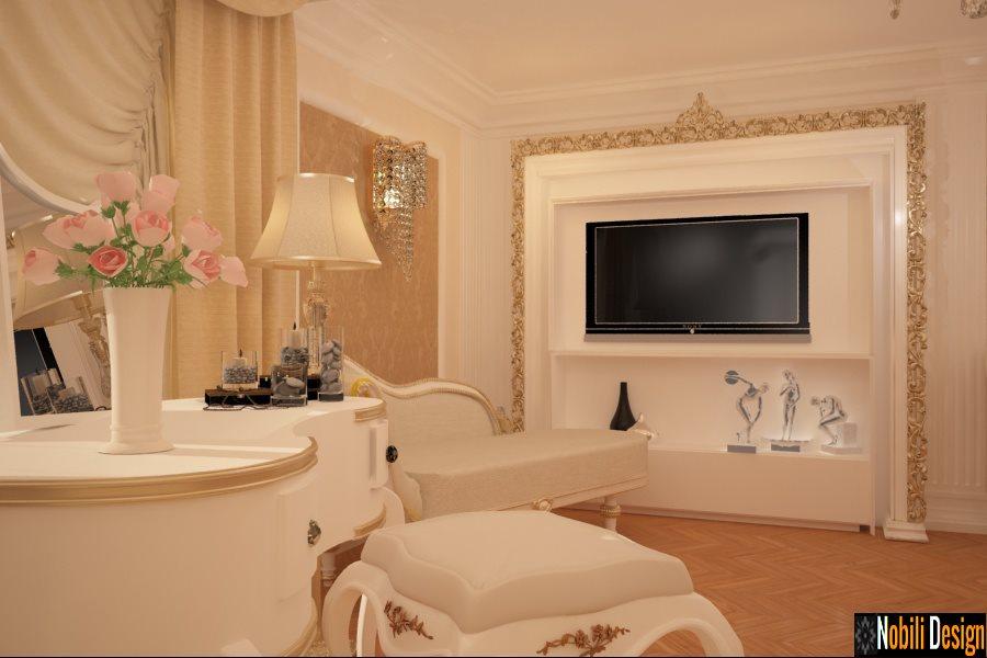 Design interior mobila dormitor de lux Italia-Design interior-Amenajari interioare-Bucuresti
