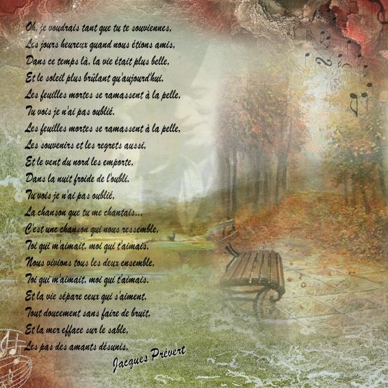 Jacques Prévert - Poèmes